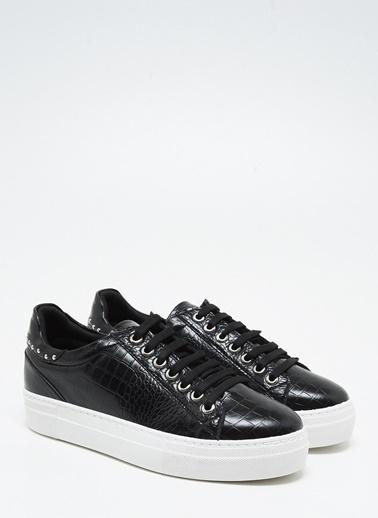 F By Fabrika Kadın Siyah Sneakers CLAUDE Siyah